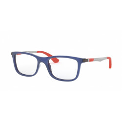 OKULARY KOREKCYJNE RAY-BAN® RB1549 3734 TRANSPARENT BLUE r.48