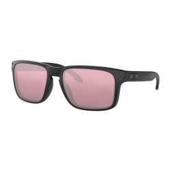 OKULARY OAKLEY® OO9102-K0 HOLBROOK MATTE BLACK/PRIZM GOLF