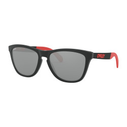 OKULARY OAKLEY® OO9428-11 FROGSKINS MIX MATTE BLACK INK/PRIZM BLACK IRIDIUM MARC MARQUEZ COLLECTION