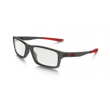 OKULARY OAKLEY OY8002-0351 CROSSLINK XS SATIN GREY SMOKE YOUTH