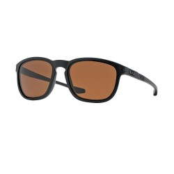 OKULARY OAKLEY® OO9223-01 ENDURO MATTE BLACK/DARK BRONZE SHAUN WHITE