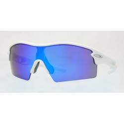 OKULARY OAKLEY® OO9110 09-743 RADAR XL BLADES MATTE WHITE/BLUE IRIDIUM