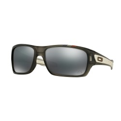 OKULARY OAKLEY® OO9263-16 TURBINE GREY SMOKE/BLACK IRIDIUM TOUR DE FRANCE 2015 (TDF)