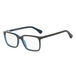 OKULARY EMPORIO ARMANI EA3074 5467 GREY ON OPAL BLUE r.55