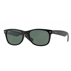 SZKŁA DO OKULARÓW RAY-BAN® RB2132 GREEN POLARIZED NEW WAYFARER r.52