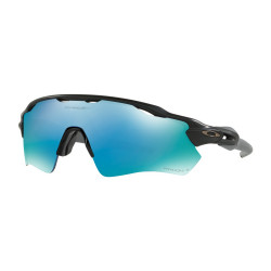 OKULARY OAKLEY® OO9208-55 RADAR EV PATH MATTE BLACK/PRIZM DEEP H20 POLARIZED