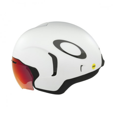 KASK OAKLEY ARO7 WHITE r. M PRIZM ROAD/CLEAR