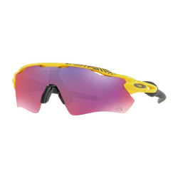 OKULARY OAKLEY® OO9208-69 RADAR EV PATH YELLOW/PRIZM ROAD TOUR DE FRANCE 2018 TDF