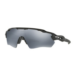 OKULARY OAKLEY® OJ9001-07 RADAR EV XS PATH POLISHED BLACK/BLACK IRIDIUM POLARIZED YOUTH