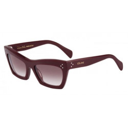 OKULARY CELINE CL 41802/S LHFS2 BURGUNDY r.55