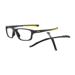 OKULARY OAKLEY® OX8136-0353 CROSSLINK FIT SATIN PAVEMENT/TEAM YELLOW