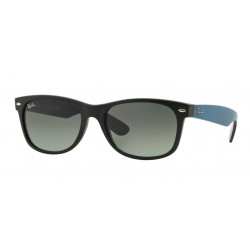 SZKŁA DO OKULARÓW RAY-BAN® RB2132 6183/71 GREY GRADIENT DARK GREY NEW WAYFARER r.55