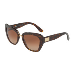 OKULARY DOLCE&GABBANA DG4296 502/13 HAVANA/BROWN GRADIENT r. 53
