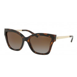 OKULARY MICHAEL KORS MK2072 3333/T5 DARK TORTOISE INJECTED/BROWN GRADIENT POLARIZED r.56