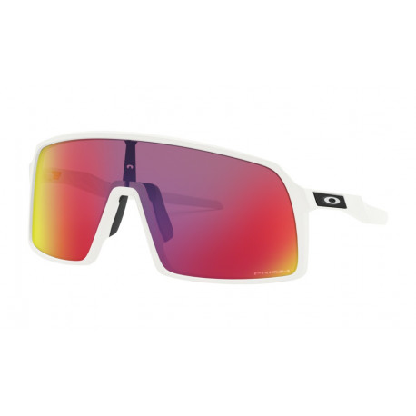 OKULARY OAKLEY® OO9406-06 SUTRO MATTE WHITE/PRIZM ROAD