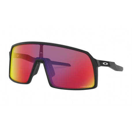 OKULARY OAKLEY® OO9406-06 SUTRO MATTE BLACK/PRIZM ROAD