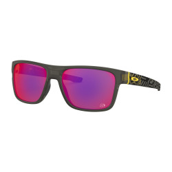 OKULARY OAKLEY® OO9361-31 CROSSRANGE MATTE GREY SMOKE/PRIZM ROAD