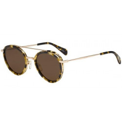 OKULARY CELINE CL 41424/S ANTIR HAVANA GOLD/BROWN r.49