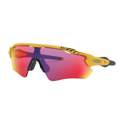 OKULARY OAKLEY® OO9208-76 RADAR EV PATH MATTE YELLOW/PRIZM ROAD TDF 2019
