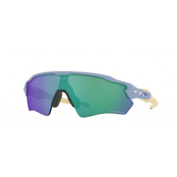 OKULARY OAKLEY® OJ9001-13 RADAR EV XS PATH MATTE STONEWASH/PRIZM JADE IRIDIUM YOUTH