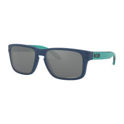 OKULARY OAKLEY® OJ9007-04 HOLBROOK XS MATTE POSEIDON/PRIZM BLACK IRIDIUM YOUTH COLLECTION