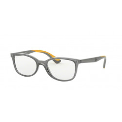 OKULARY KOREKCYJNE RAY-BAN® RB1586 3774 TRANSPARENT GREY r.49