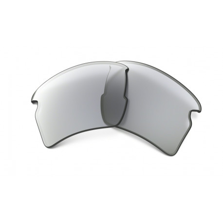 SZKŁA DO OKULARÓW OAKLEY® FLAK 2.0 XL FLAK 2.0 OO9188 OO9295 CLEAR BLACK IRIDIUM PHOTOCHROMIC