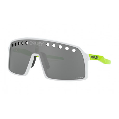 OKULARY OAKLEY® SUTRO OO9406-13 POLISHED WHITE/PRIZM BLACK Origins Collection LIMITED EDITION