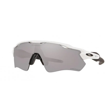 OKULARY OAKLEY® OO9208-94 RADAR EV PATH POLISHED WHITE/PRIZM BLACK POLARIZED