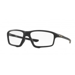 OKULARY OAKLEY® OX8076-0756 CROSSLINK ZERO SATIN BLACK REFLECT