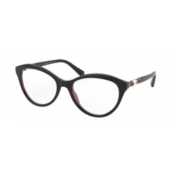 OKULARY KOREKCYJNE BVLGARI BV4187B 5485 BLACK/GREEN/TRANSPARENT VIOLET r. 54