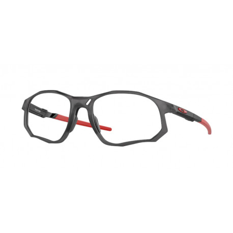 OKULARY OAKLEY® OX8171-0255 TRAJECTORY SATIN GREY SMOKE