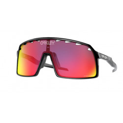 OKULARY OAKLEY® OO9406-49 SUTRO POLISHED BLACK/PRIZM ROAD VENTED