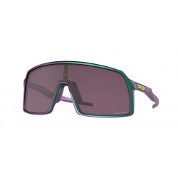 OKULARY OAKLEY® OO9406-60 SUTRO GREEN PURPLE SHIFT/PRIZM ROAD BLACK ODYSSEY COLLECTION